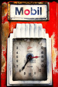 Petrol (Red Detail)