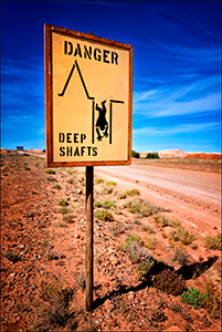 Shaft In Outback