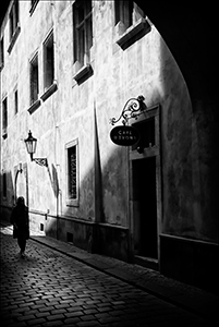 Lady In Prague